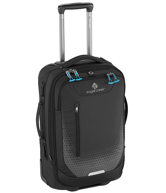 Color:Black - Image 1 - Expanse International Carry-On Upright