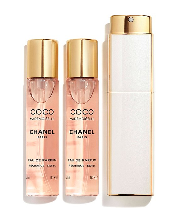 5399e323488 Chanel CHANEL COCO MADEMOISELLE EAU DE PARFUM TWIST AND SPRAY ...