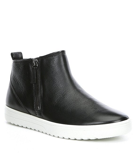 046a15103c ECCO Fara Leather Ankle Bootie