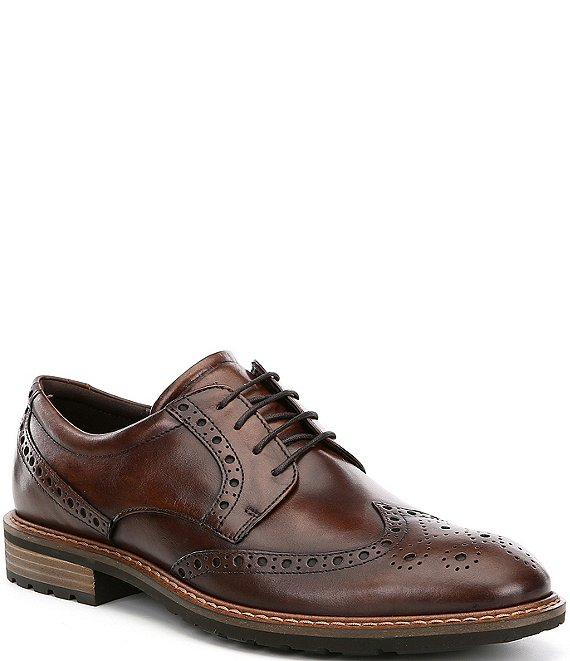 ECCO Men's Vitrus Wingtip Oxfords