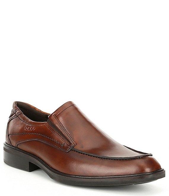 ECCO Men's Windsor Leather Slip-Ons