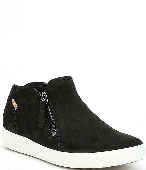 4389f5ef39 ECCO Women's Soft Low Cut Zip Bootie Sneakers | Dillard's