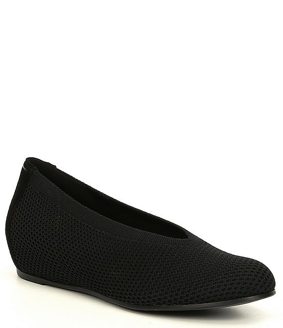 Eileen Fisher Seam Stretch Slip On Flats