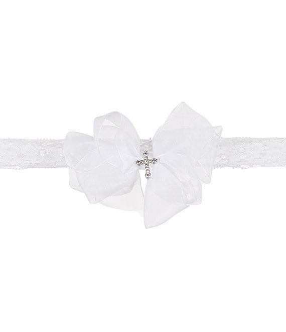 White Lace Headband Christening Headband Christening Headbands Wristlets Lace Cuffs And Lace Headbands White Lace Headband White Headbands