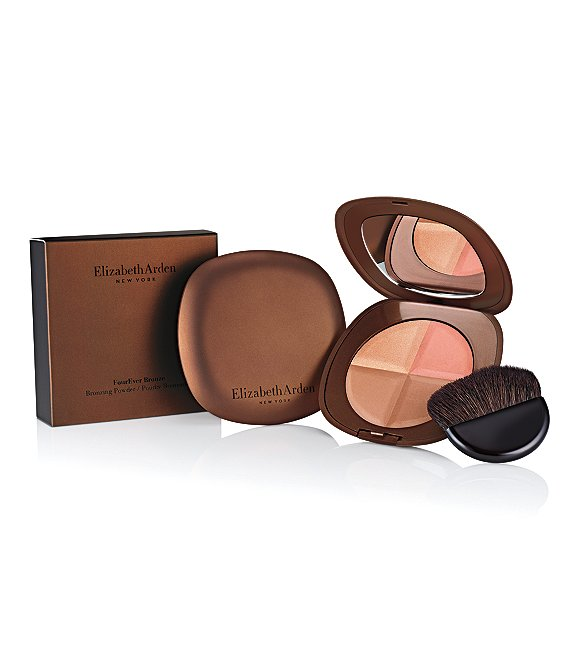 Color:Deep 02 - Image 1 - FourEver Bronzing Powder
