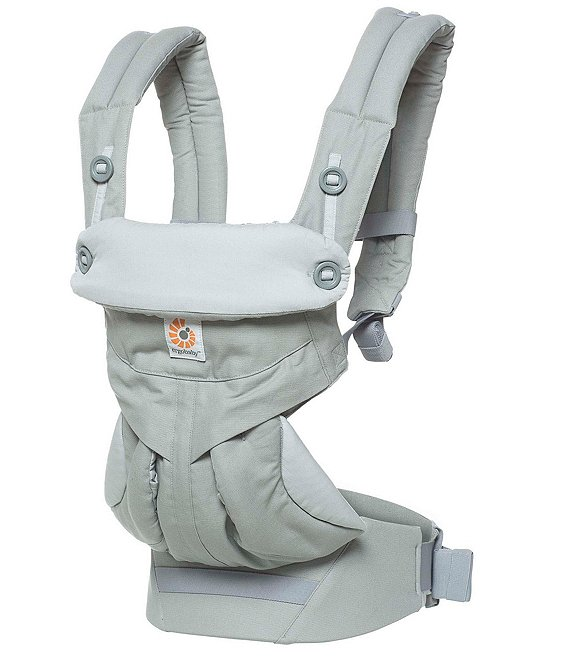 Color:Pearl Grey - Image 1 - 360 All Positions Baby Carrier