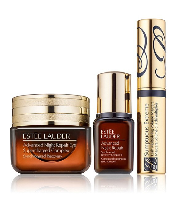 Estee Lauder Advanced Night Repair Eye Trio: Repair + Renew