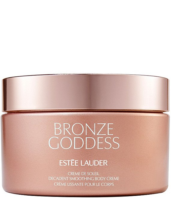 Estee Lauder Bronze Goddess Creme De Soleil Decadent Smoothing Body Creme Dillard S
