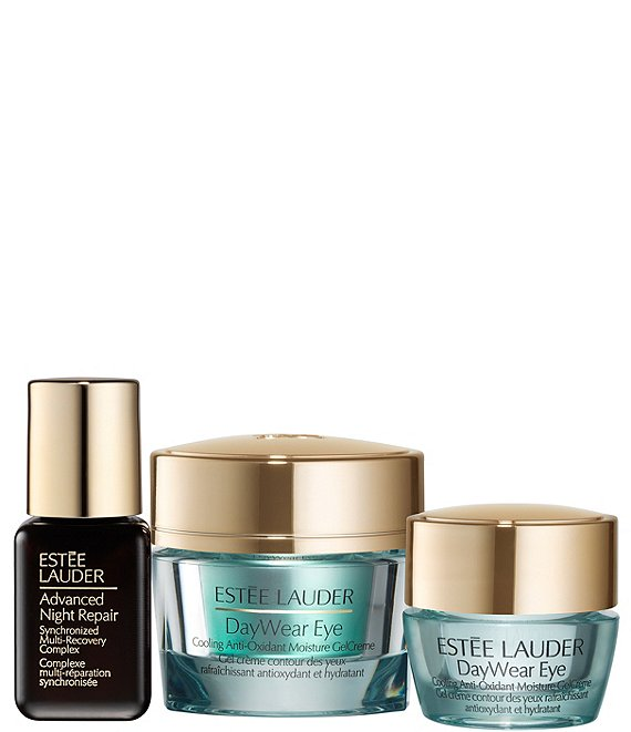 Estee Lauder DayWear Eye Beautiful Eyes Protect and Hydrate Trio