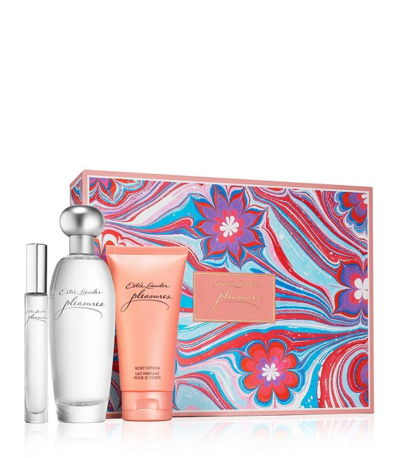 Estee Lauder Pleasures Simple Moments Gift Set