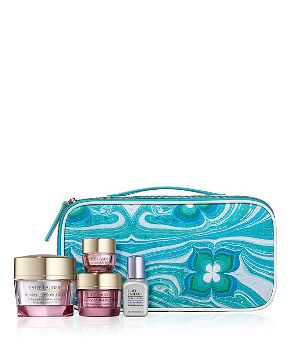 Estee Lauder Resilience Multi Effect All Day Radiance 5-Piece Gift Set