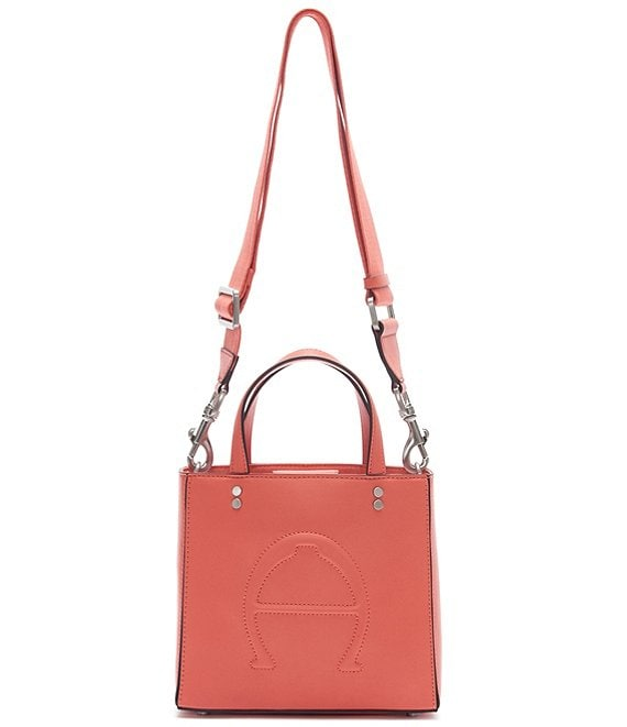 Color:Ember Glow - Image 1 - Adeline Mini Tote Bag