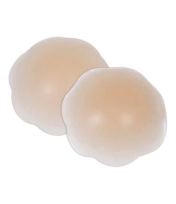 Color:Nude - Image 1 - Full-Figure Silicone Gel Petals