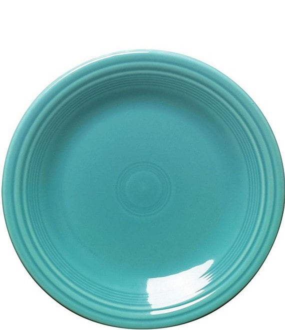 Color:Turquoise - Image 1 - Dinner Plate