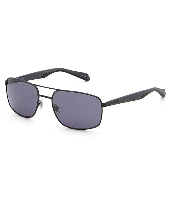 Color:Black Matte - Image 1 - Navigator Sunglasses