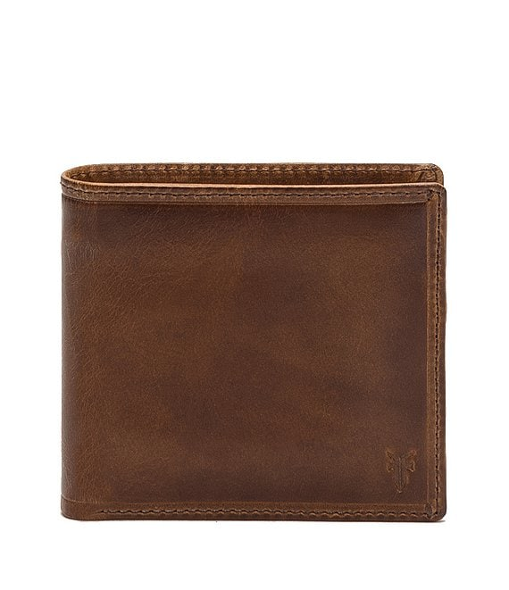 Frye Logan Leather Billfold