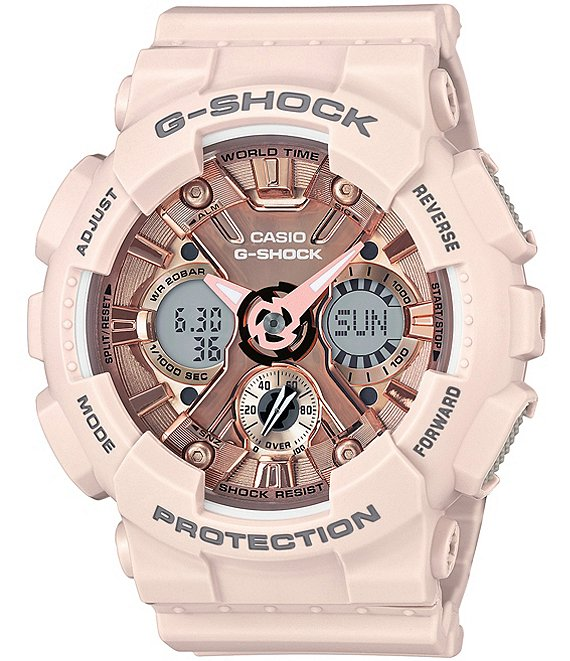 G-Shock Ana-Digi Resin-Strap Watch