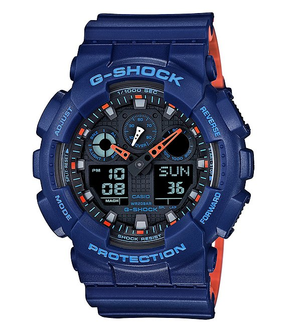 G-Shock Blue Ana-Digi Watch
