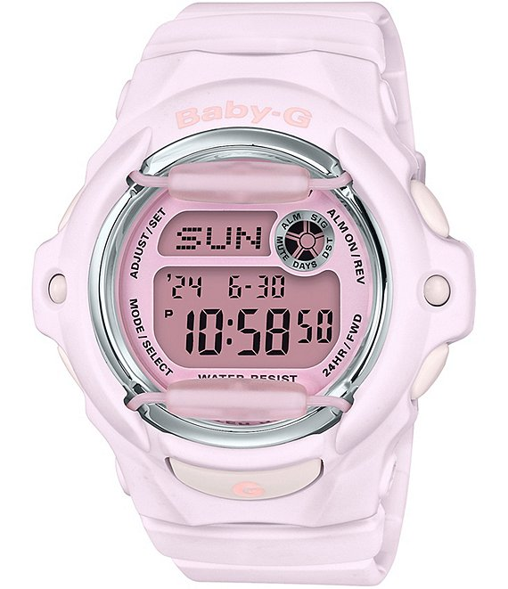 Color:Pink - Image 1 - Baby G Ana Digital Watch