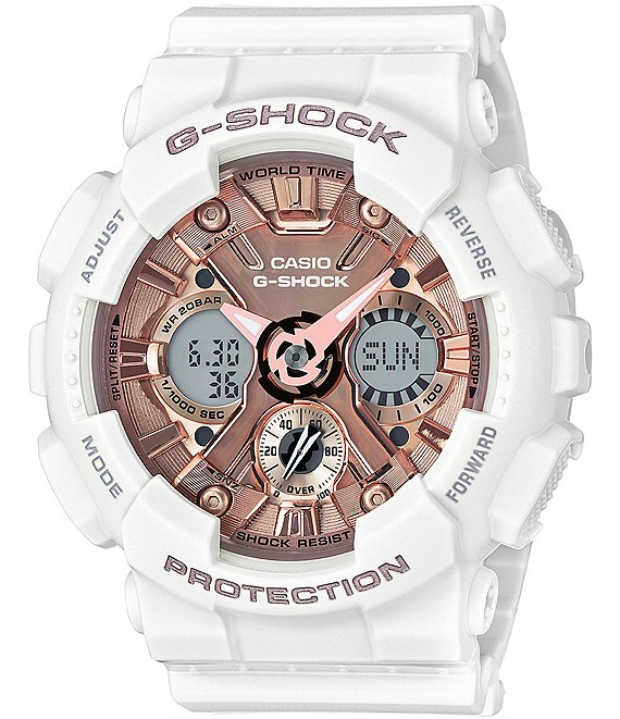 G-Shock Resin-Strap Ana-Digi Watch