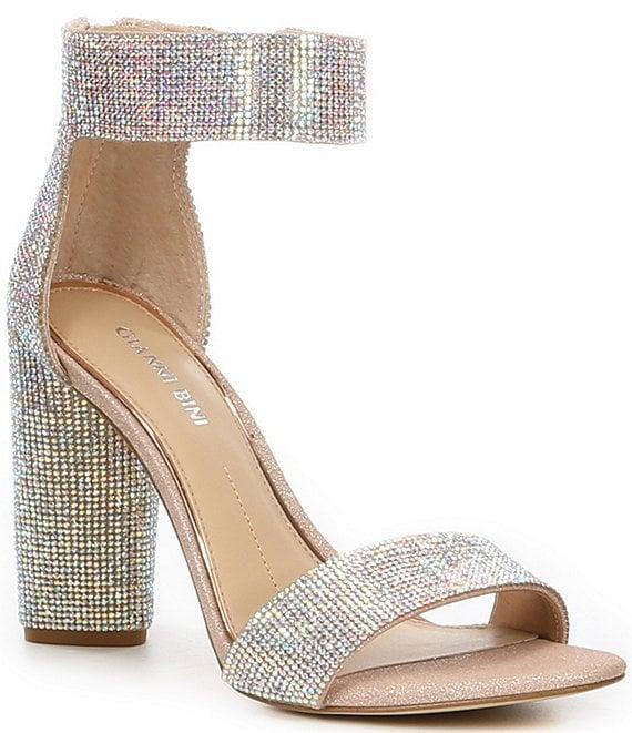 gianni bini glitter shoes