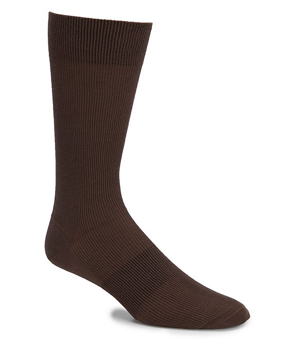 Gold Label Roundtree & Yorke Striped Crew Socks 3-Pack