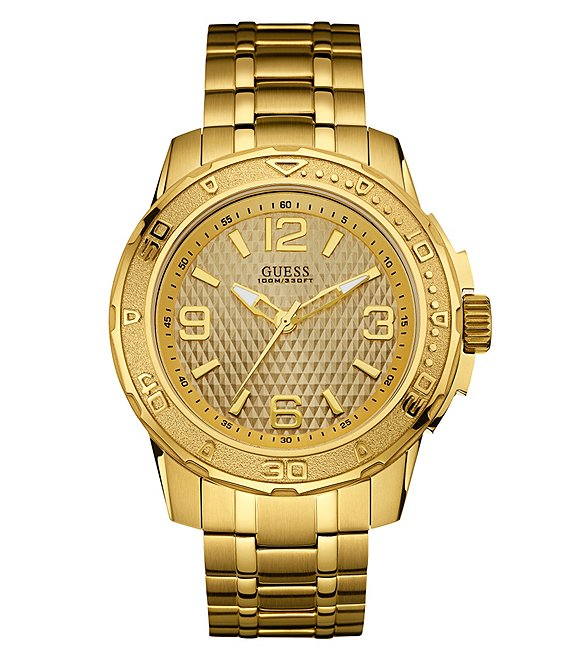 Guess Analog Bracelet Watch