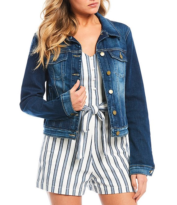 Guess Jeans Denim Trucker Jacket