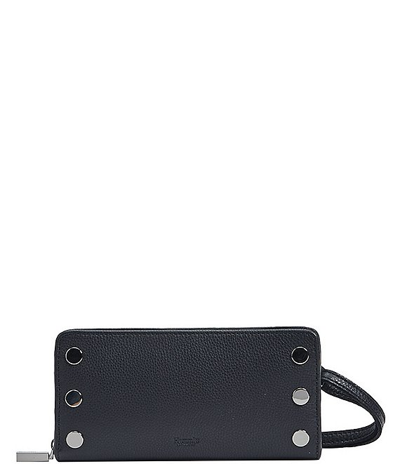 Color:Black/Gunmetal - Image 1 - 360 Convertible Wallet Crossbody Bag
