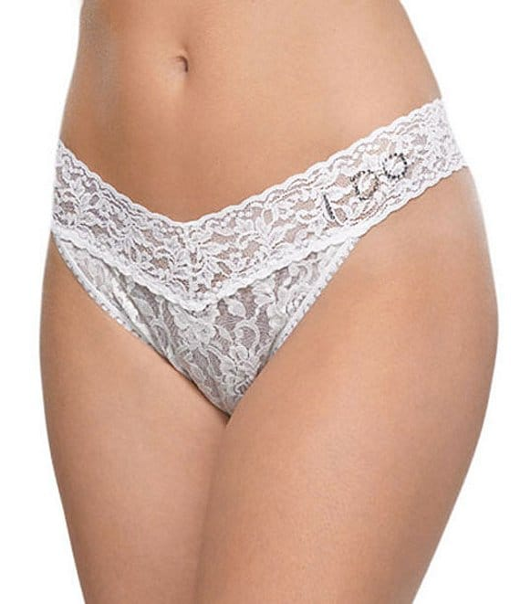 Hanky Panky I Do Original-Rise Thong