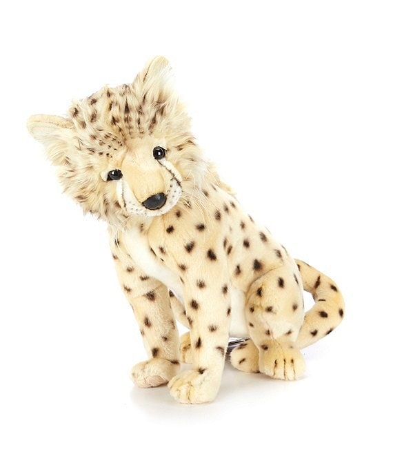Hansa Cheetah Cub Plush