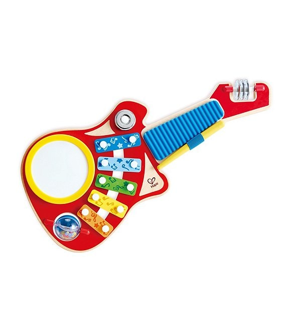 Color:Red - Image 1 - Instrumental 6-In-1 Music Maker Toy