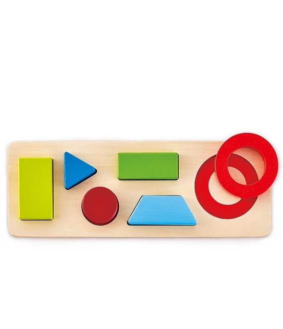Color:Multicolor - Image 1 - Geometry Puzzle Toy