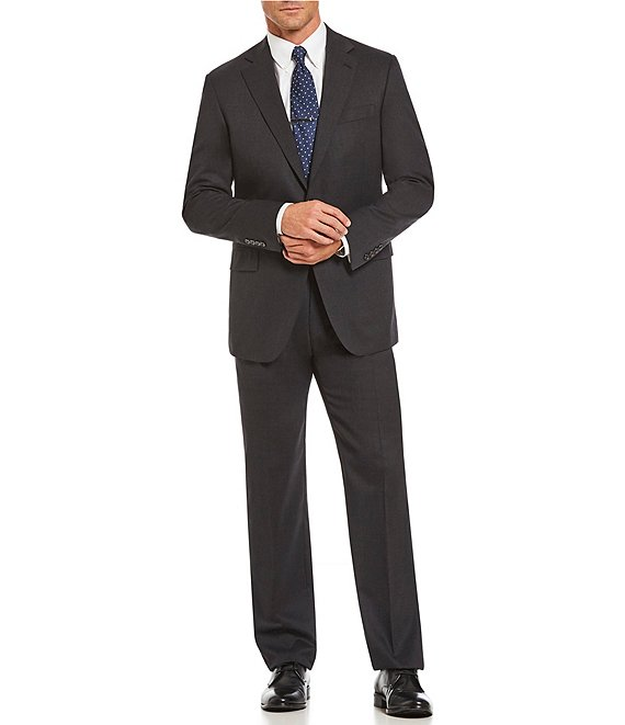 Hart Schaffner Marx Classic Fit Solid Suit