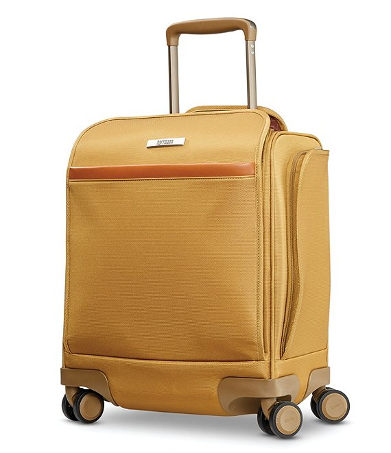 Color:Safari - Image 1 - Metropolitan 2 Underseat Carry On Spinner