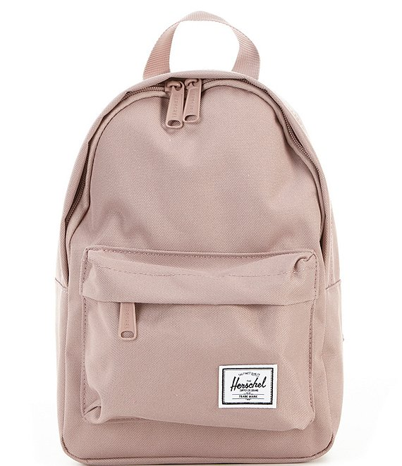 Color:Ash Rose - Image 1 - Classic Mini Backpack