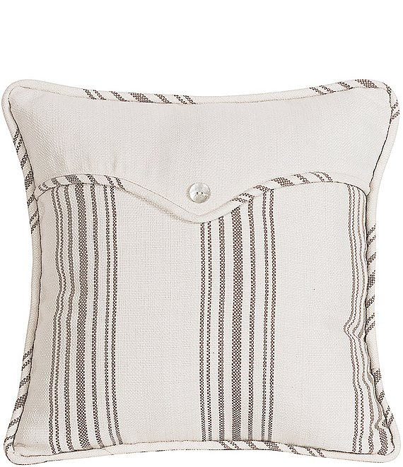 HiEnd Accents Linen Weave Envelope Pillow