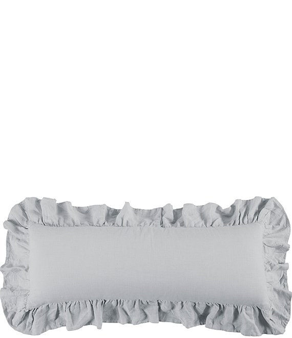 HiEnd Accents Luna Ruffled Body Pillow