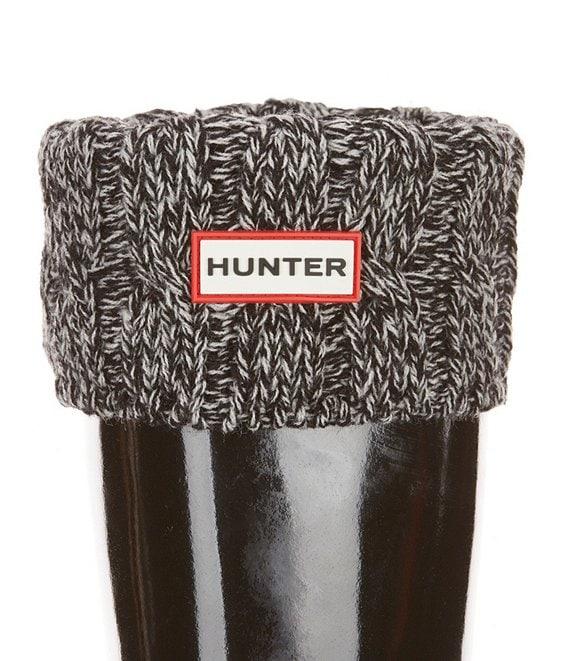 a7df8f0f2 Hunter Original Six-Stitch Cable Short Boot Socks | Dillard's
