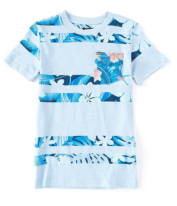 Hurley Big Boys 8-20 Short-Sleeve Cabana Tee