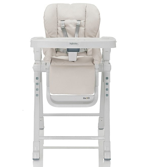 Color:Cream - Image 1 - Gusto Highchair