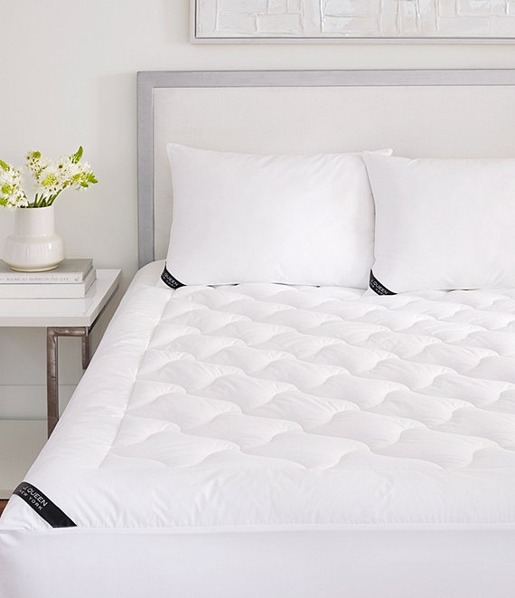 J. Queen New York Royalty 233 Thread Count Mattress Pad (not waterproof)