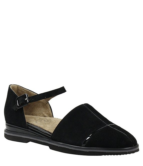 J. Renee Play Lonnell Ankle Strap 2-piece Flats