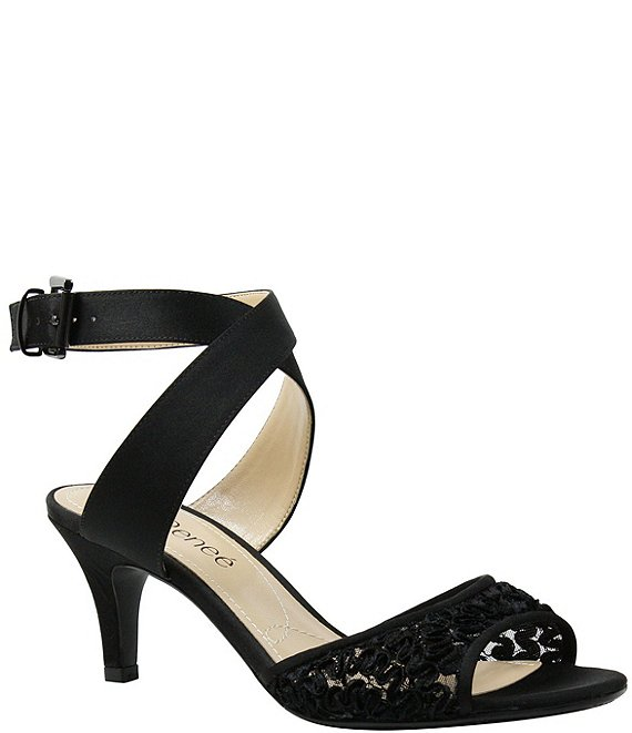 J. Renee Soncino Strappy Dress Sandals