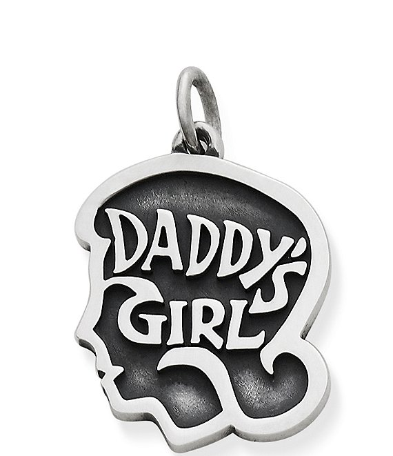 James Avery Daddy's Girl Charm