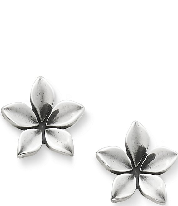 James Avery Dainty Flower Stud Earrings