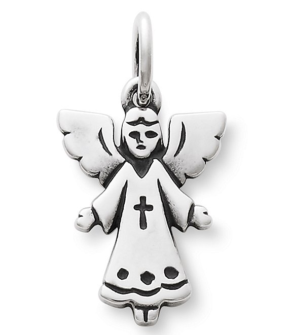 James Avery Adorned Angel Charm