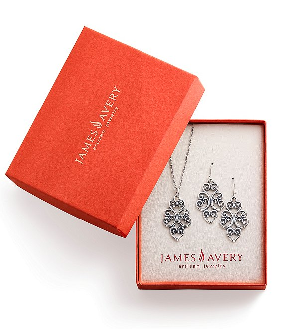 James Avery Jubilant Heart Gift Set