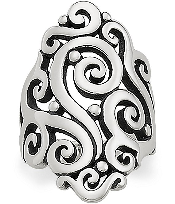 James Avery Long Sorrento Ring