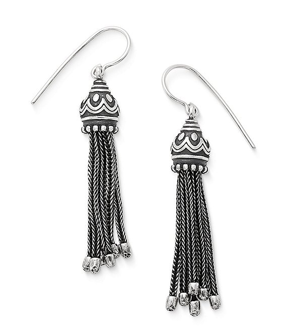 James Avery Tassel Ear Hooks